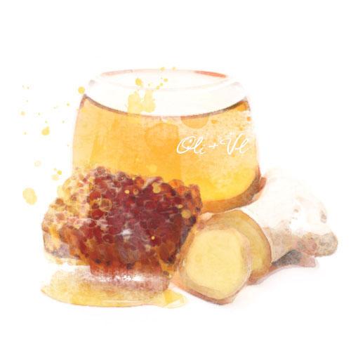 honey ginger