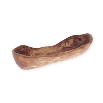 Olive Wood Bread Basket